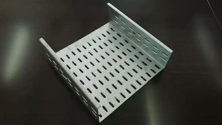 anti-fire cable tray